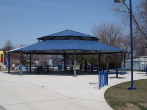 Gazebo rental burbank park district for Burbank swimming pool illinois