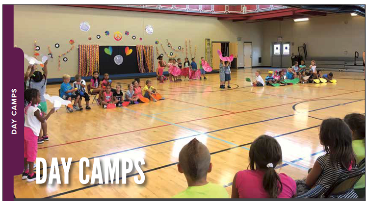Day Camp 2017 Burbank Park District