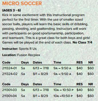 Micro Soccer