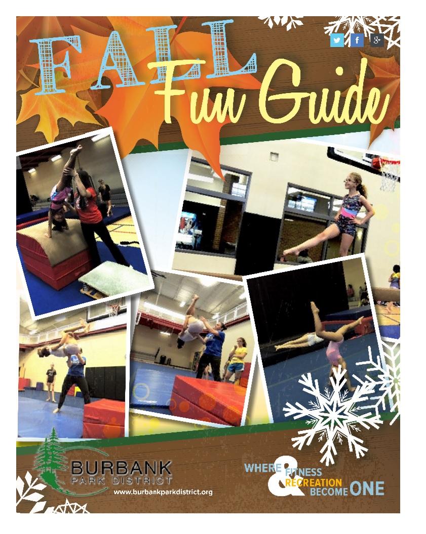 Fall 2015 Fun Guide