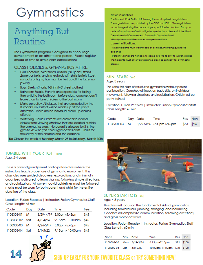 Spring Brochure Page 14